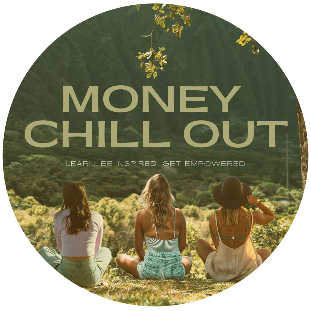 Money Chill Out Podcast Marieka Finot